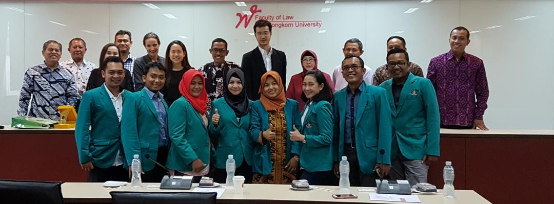 Akademik Visit Chulalongkorn University, Thailand